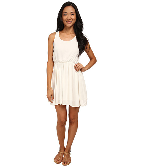 Rip Curl - Earth Angel Dress (Vanilla) Women's Dress