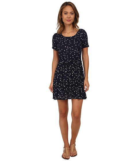 Billabong - Back Again Dress (Midnight) Women's Dress