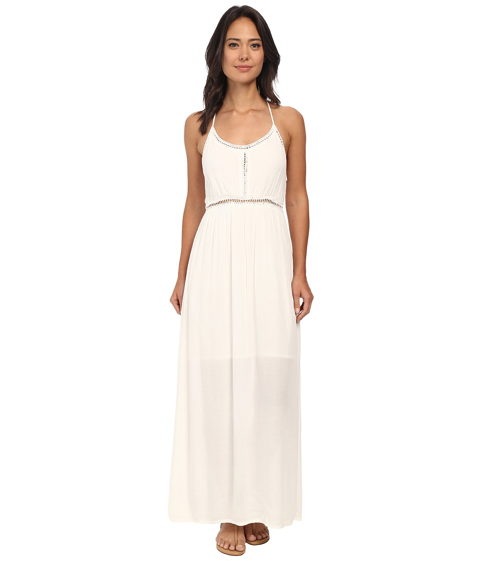 Rip Curl Earth Angel Maxi Dress (Vanilla) Women