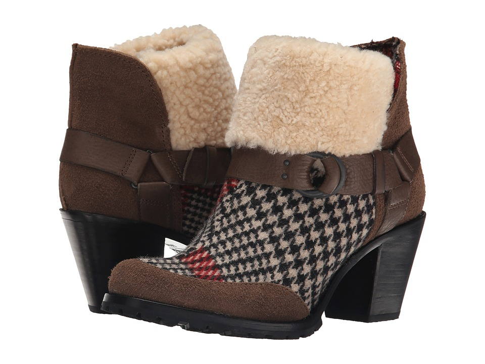 Woolrich Miss Alice (Sprat/Red Plaid Wool) Women