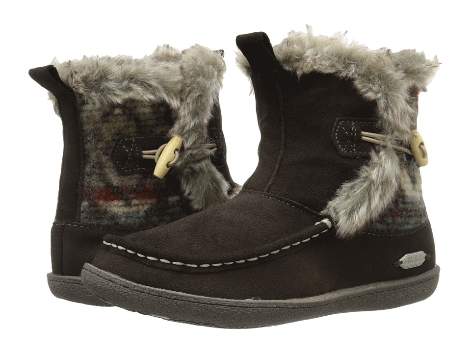 Woolrich - Pine Creek (Java/Blanket Wool) Women's Boots