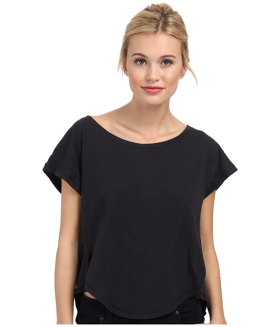 Alternative - Stand Out Tee (Black) Women's Short Sleeve Pullover