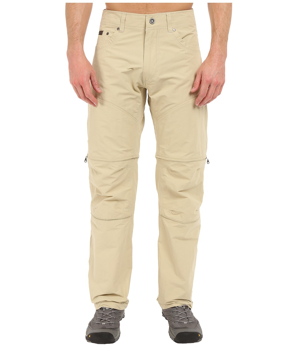 Kuhl - Liberator Convertible Pant (Sawdust) Men's Casual Pants