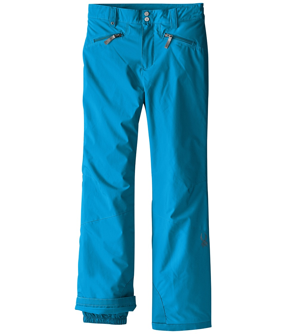 Spyder Kids - Vixen Athletic Pants (Big Kids) (Riviera) Girl's Outerwear