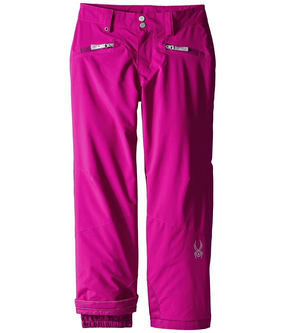 Spyder Kids - Vixen Athletic Pants (Big Kids) (Wild) Girl's Outerwear