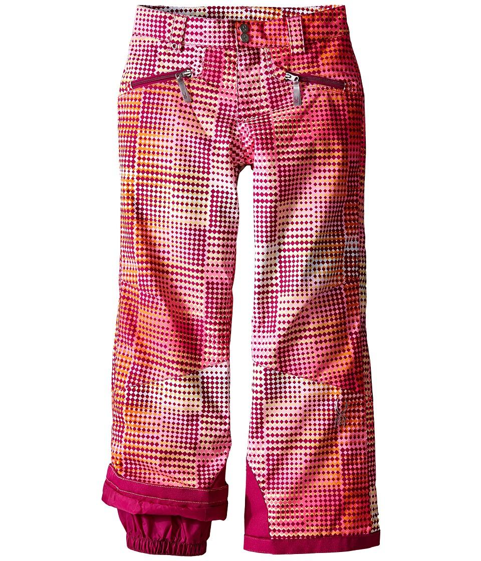 Spyder Kids - Vixen Athletic Pants (Big Kids) (Wild Diamond Print) Girl's Outerwear