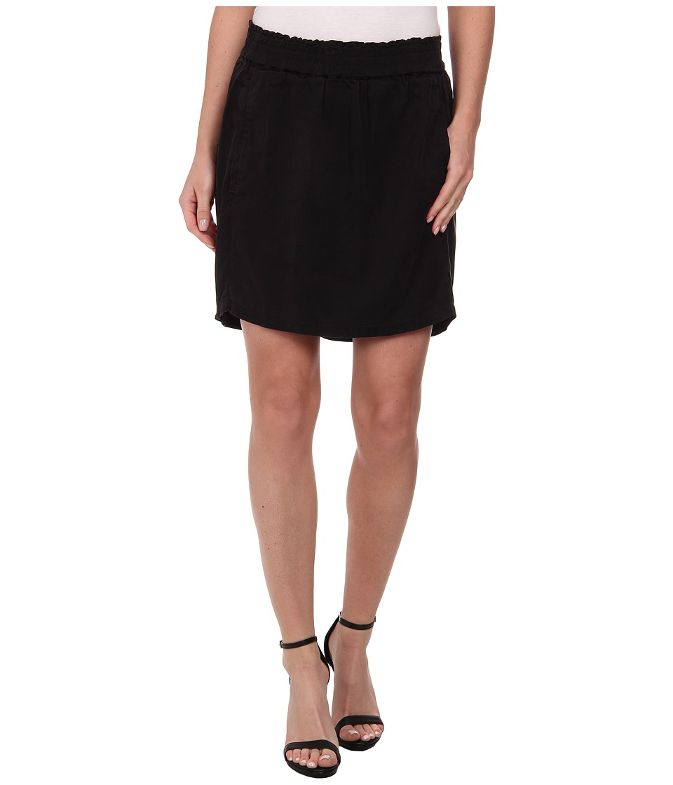 Three Dots - Skirt (Black) Women's Skirt