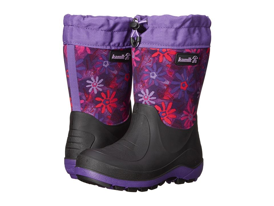 Kamik Kids Stormin2 (Toddler/Little Kid/Big Kid) (Royal Purple) Girls Shoes