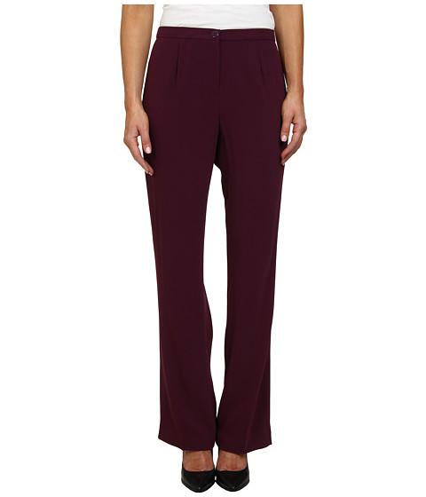 Pendleton - Destination Pants (Aubergine Travel Tricotine) Women