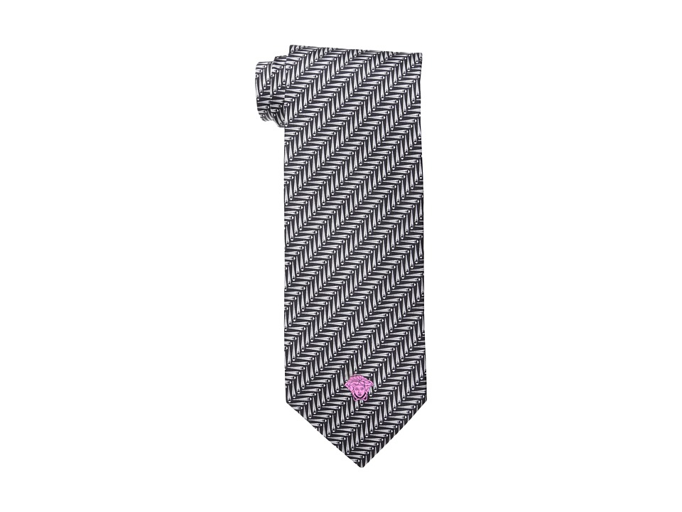 Versace Collection - CR39SEB0985 (Black) Ties