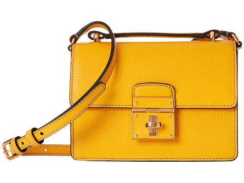 Dolce & Gabbana - Rosalia (Yellow) Satchel Handbags