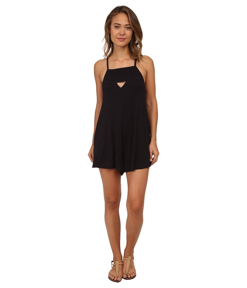 RVCA - Caliber Jumper (Black) Women's Jumpsuit & Rompers One Piece