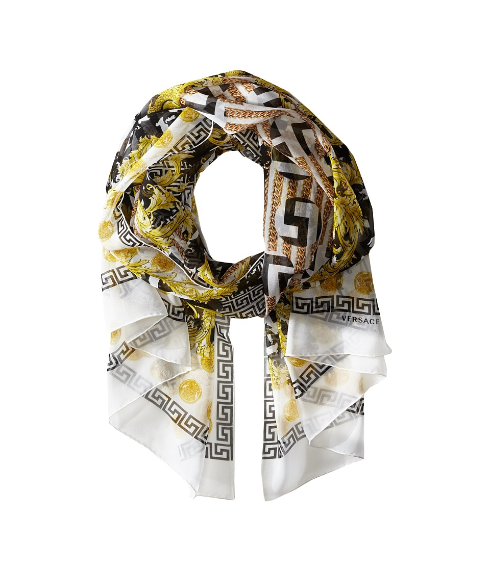 Versace Collection - SCQ2MWB1058 (Black) Scarves