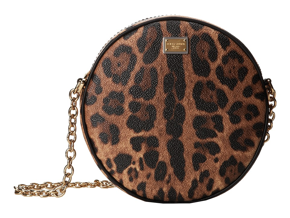 Dolce & Gabbana - Glam (Natural) Shoulder Handbags