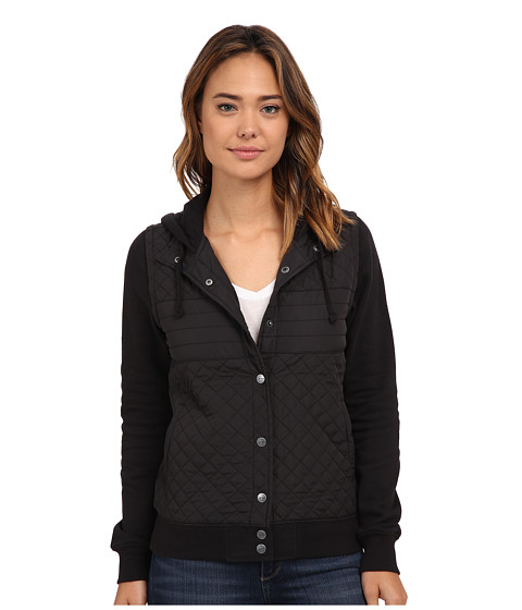 RVCA - Regulate Coat (Aged Black) Women