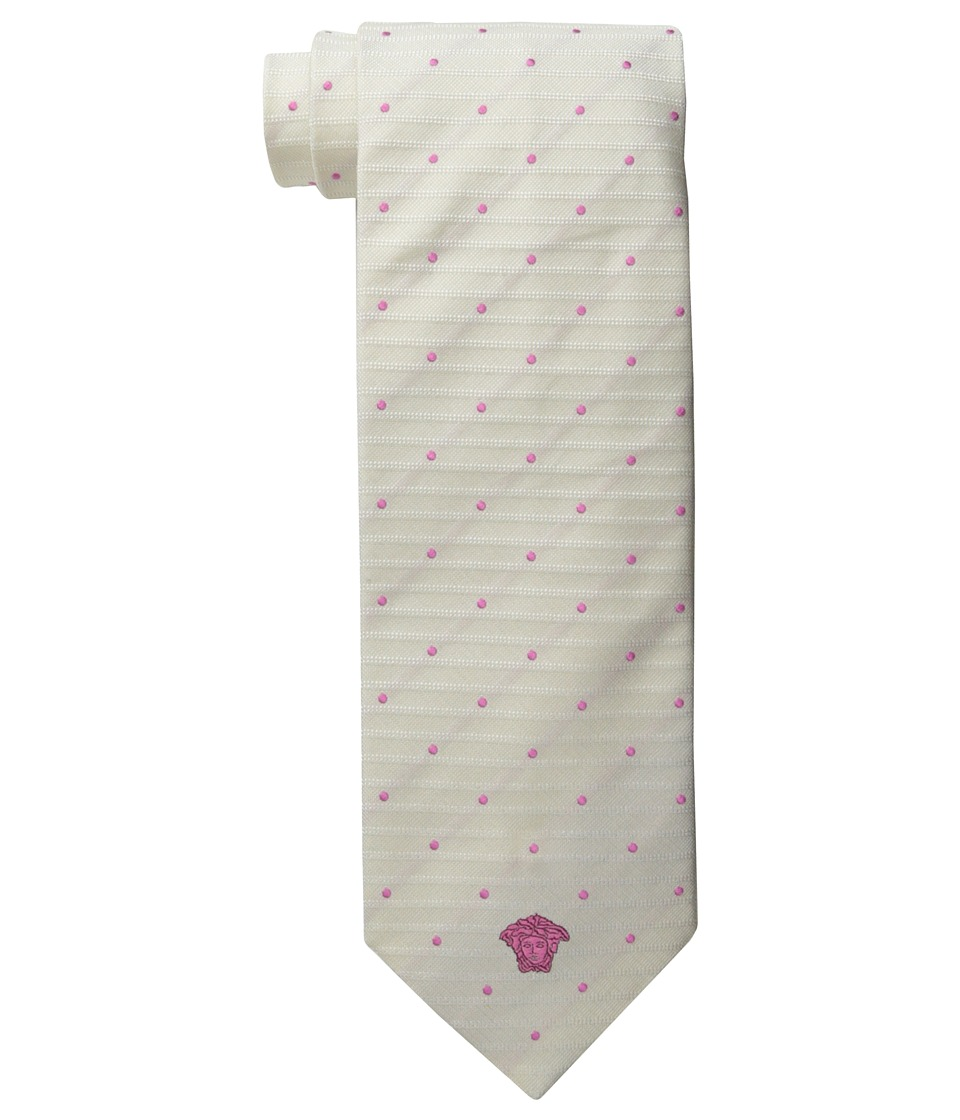 Versace Collection - CR39SEB1048 (Cream) Ties