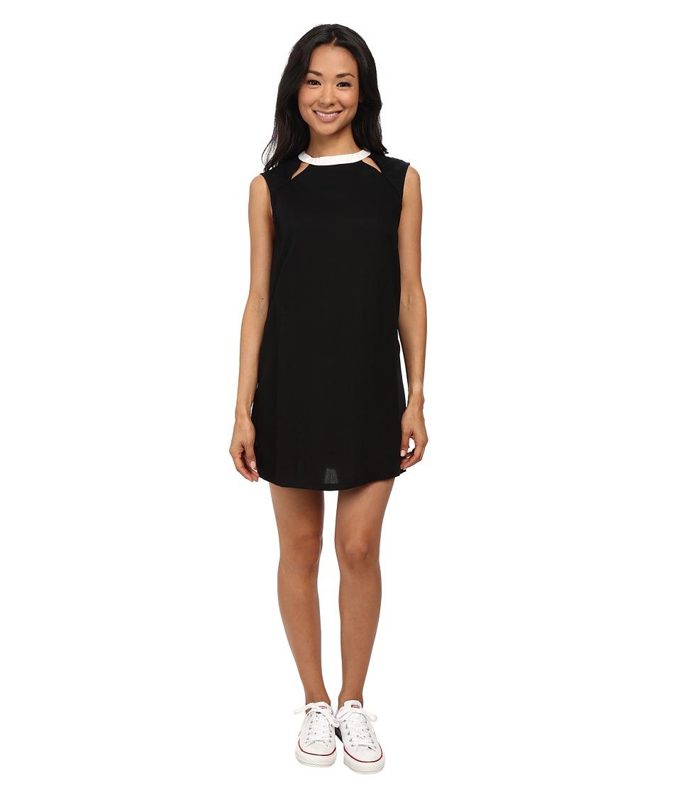 RVCA - Had To Dress (Black) Women's Sleeveless