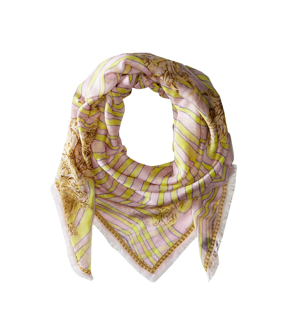 Versace Collection - SL08MWB1100 (Pink) Scarves
