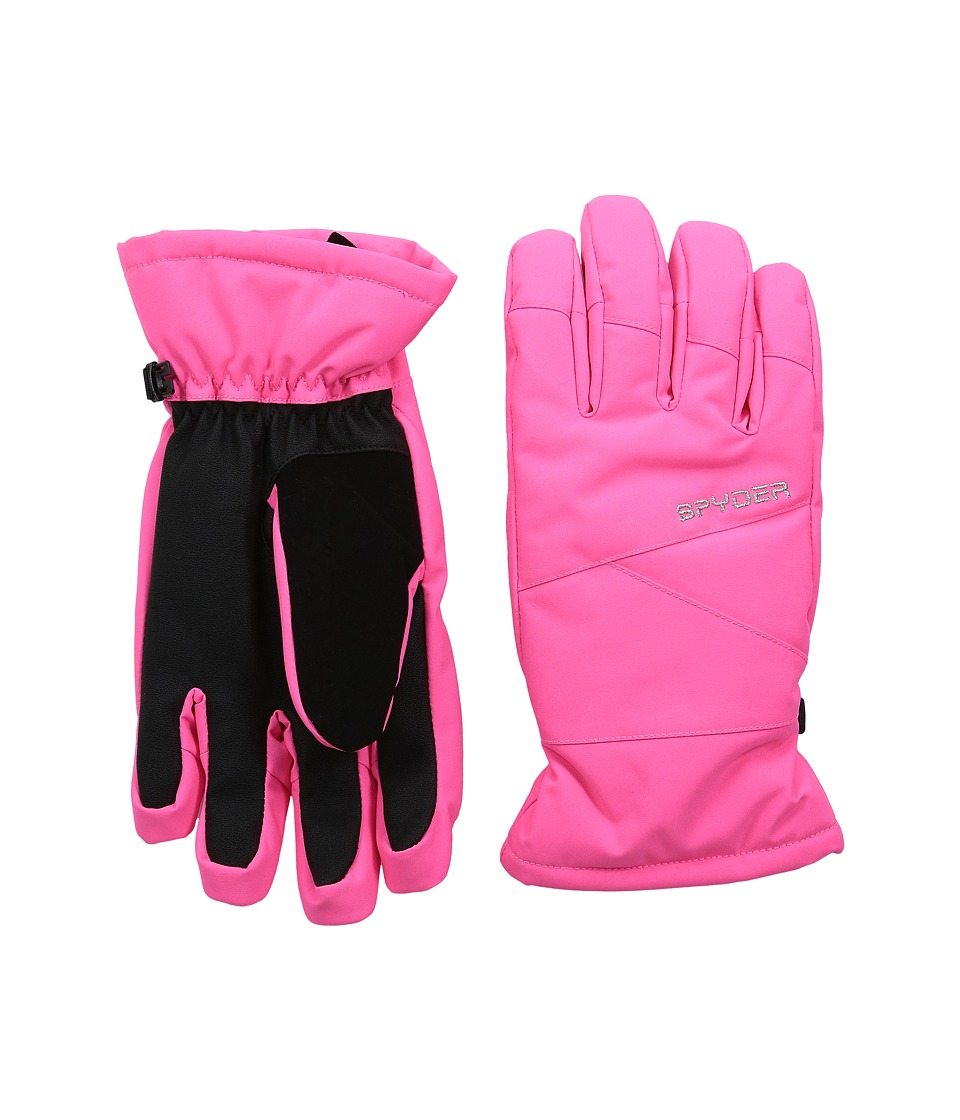 Spyder Kids - Astrid Ski Glove (Big Kids) (Bryte Bubblegum) Ski Gloves
