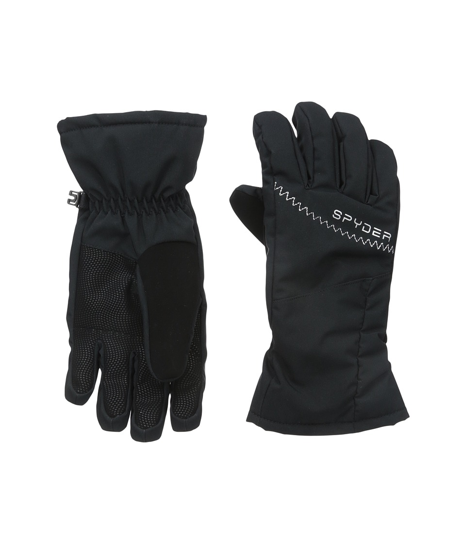 Spyder Kids - Collection Ski Glove (Big Kids) (Black) Ski Gloves