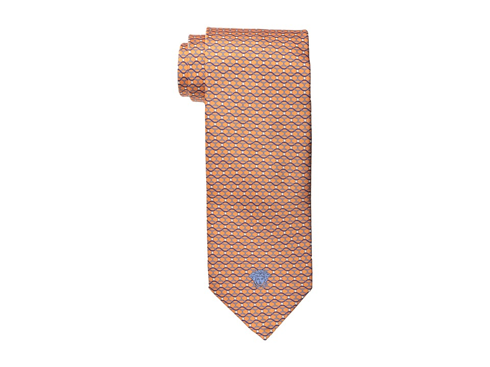 Versace Collection - CR39SEB1013 (Tangerine) Ties