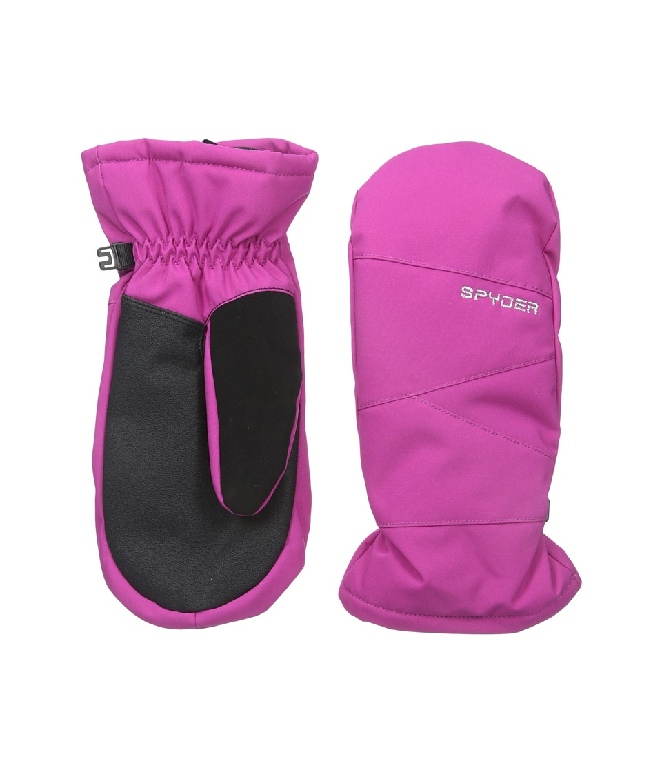 Spyder Kids - Astrid Ski Mitten (Big Kids) (Wild) Ski Gloves