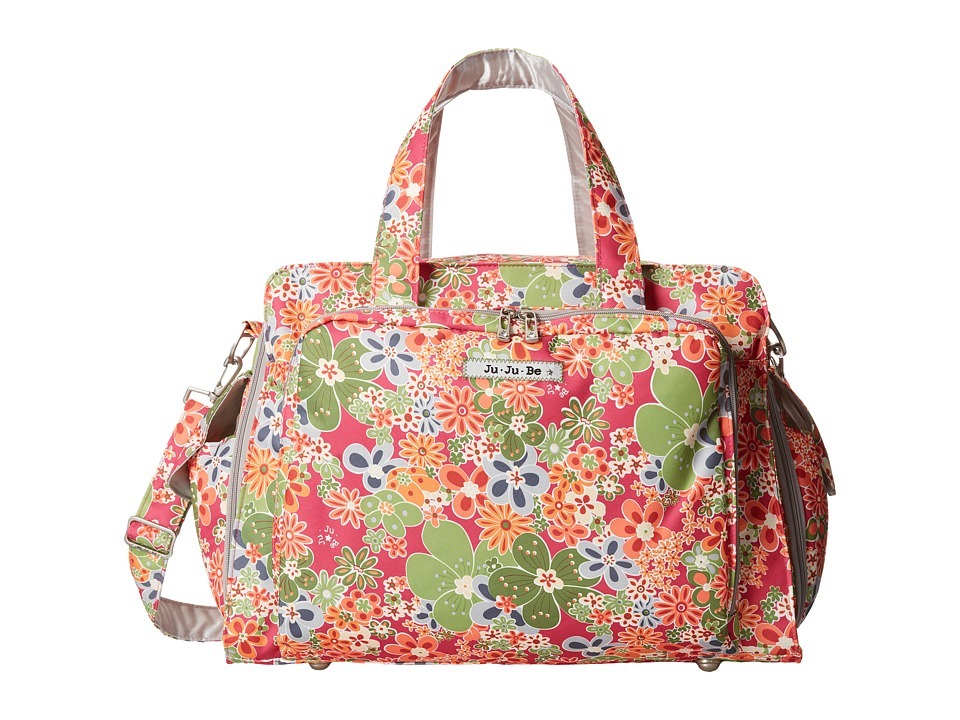 Ju-Ju-Be - Be Prepared (Perky Perennials) Diaper Bags