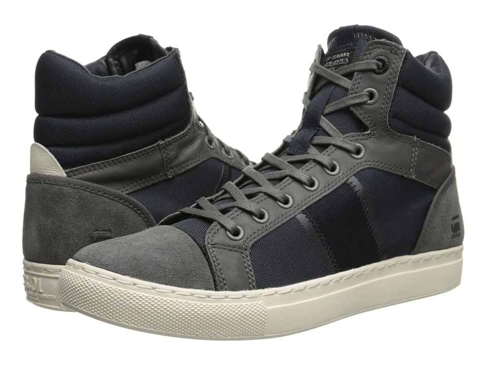 G-Star - Augur Saraband (Grey/Navy) Men