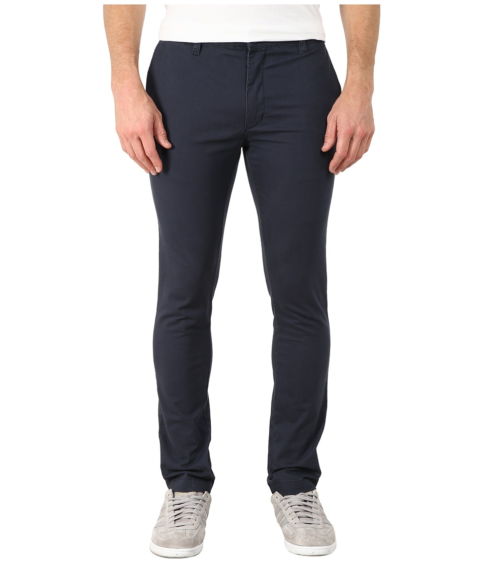 RVCA - Stapler Twill Pants (Midnight) Men's Casual Pants