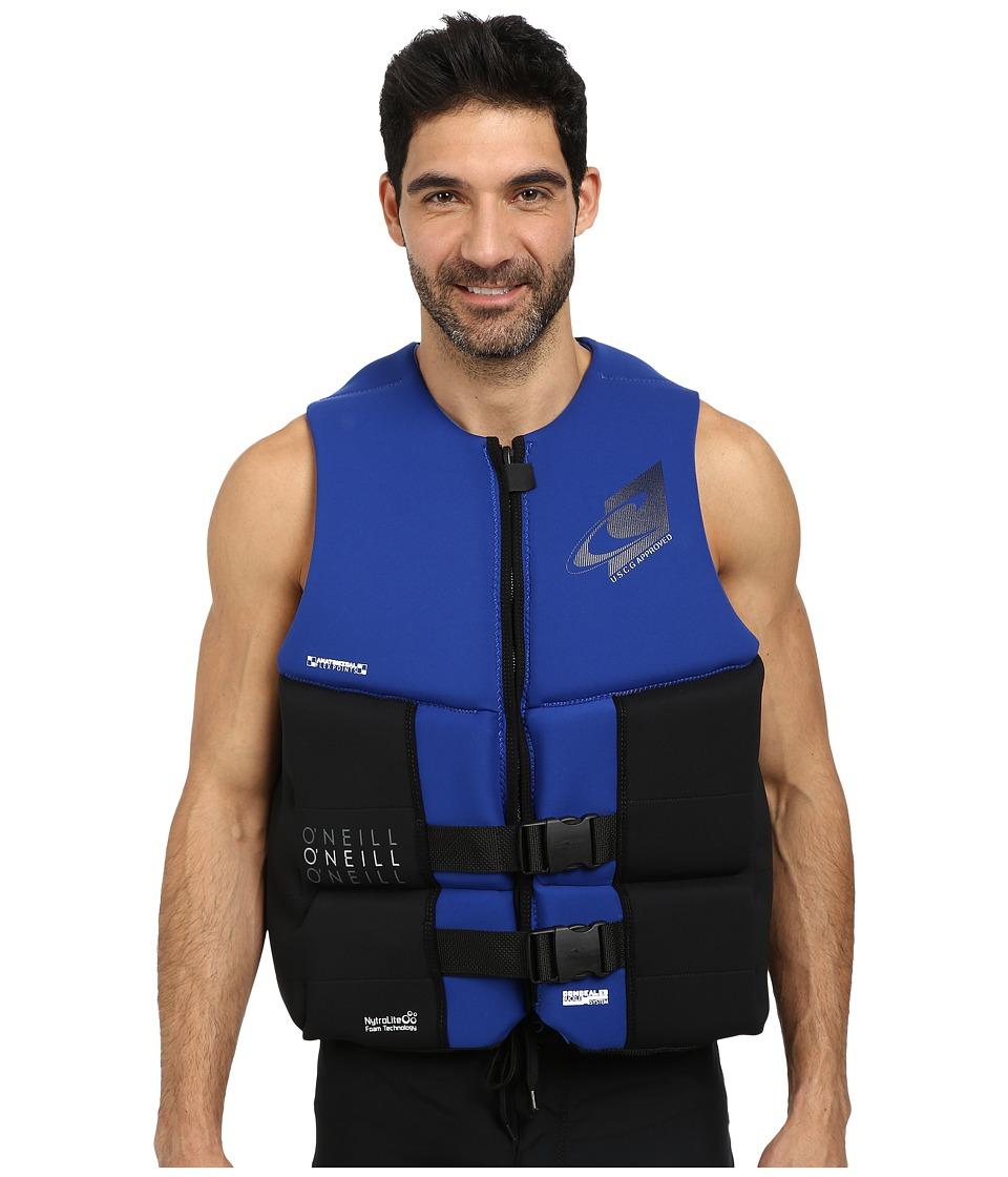 O'Neill - Assault L.S. USCG Vest (Pacific/Black) Men's Vest