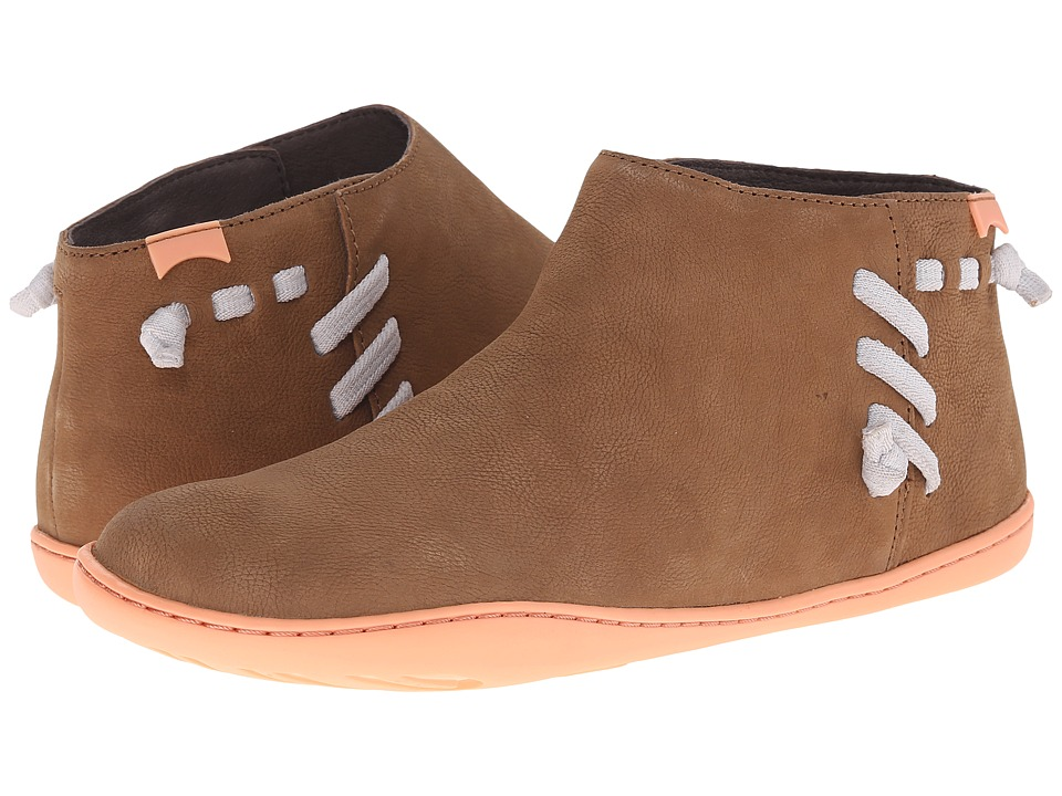 Camper - Peu Cami - 46824 (Medium Brown) Women's Shoes