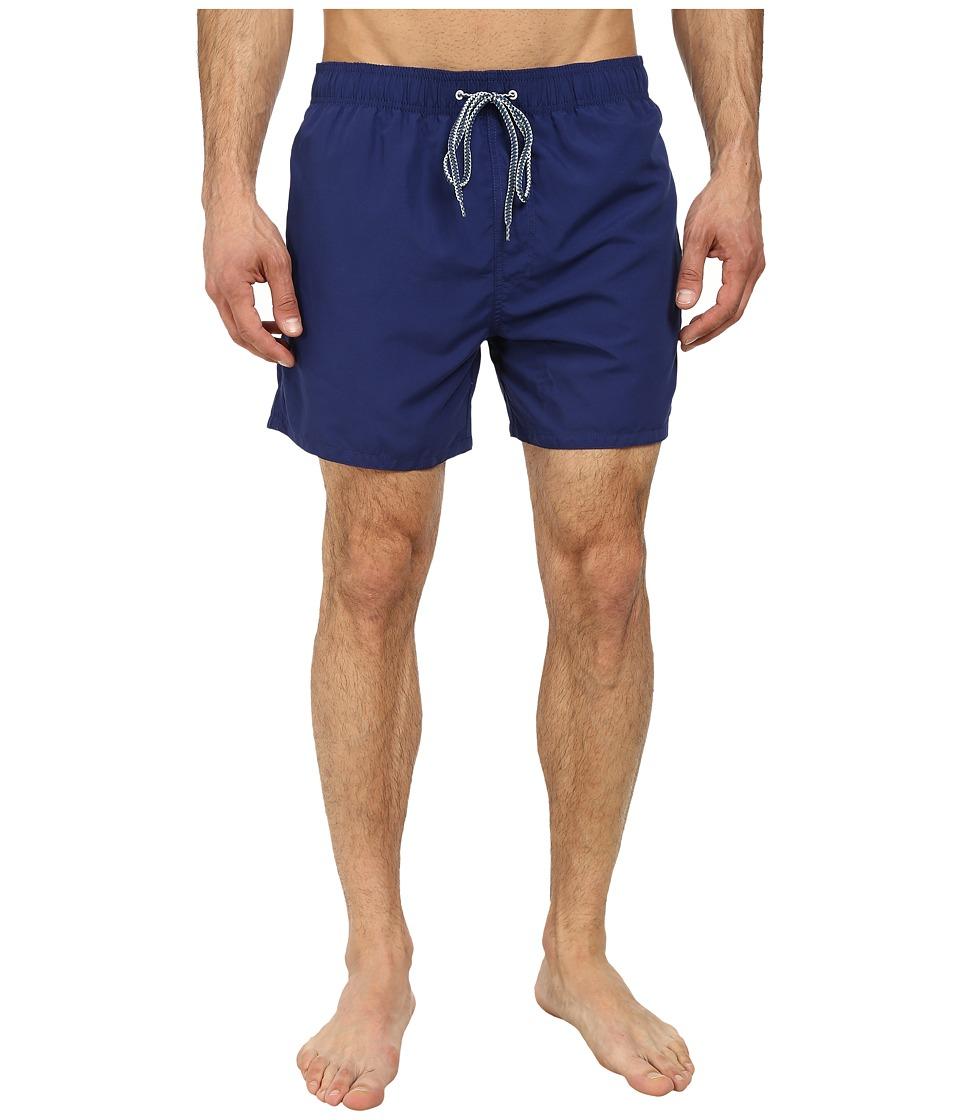 Ted Baker - Pinpon Plain Chino Pocket Swim Short (Navy) Men's Swimwear