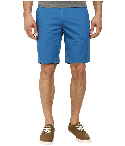 Ted Baker - Shoaks Slim Fit Chino Shorts (Bright Blue) Men