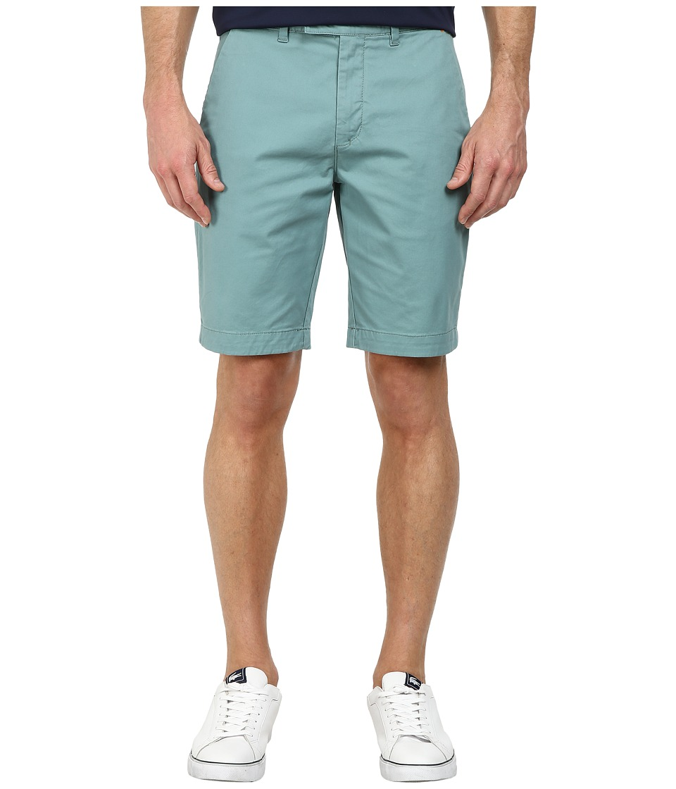 Ted Baker - Shoaks Slim Fit Chino Shorts (Turquoise) Men's Shorts
