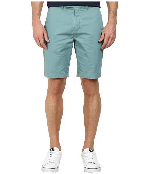 Ted Baker - Shoaks Slim Fit Chino Shorts (Turquoise) Men