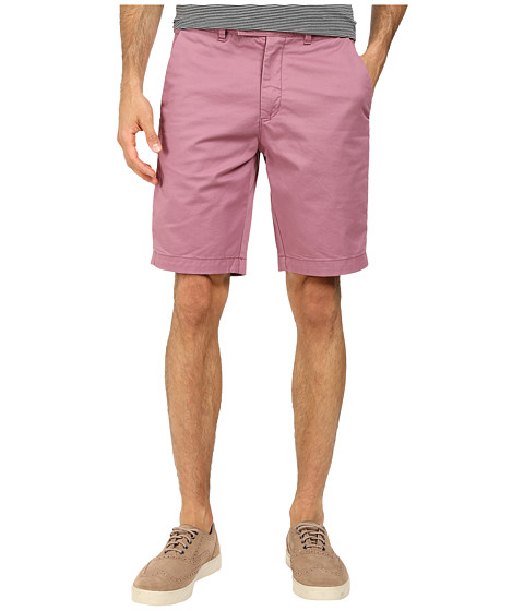 Ted Baker - Shoaks Slim Fit Chino Shorts (Pink) Men's Shorts