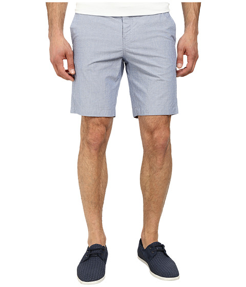 Ted Baker - Roed Mini Design Shorts (Light Blue) Men's Shorts