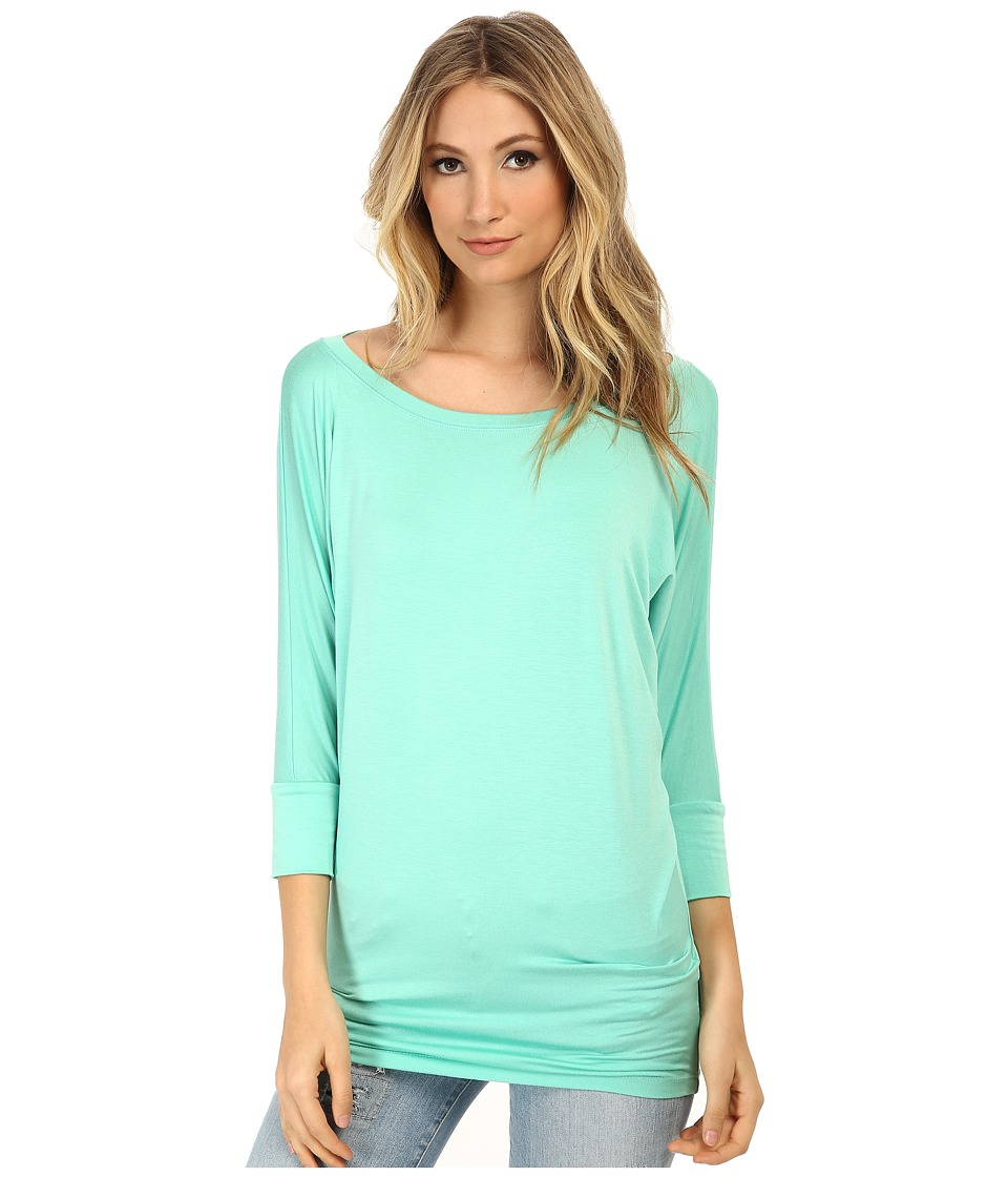 Culture Phit - Lara Modal Top (Biscay Green) Women