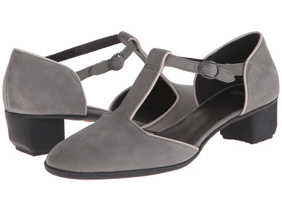 Camper - Beth - K200015 (Dark Gray) Women's Shoes