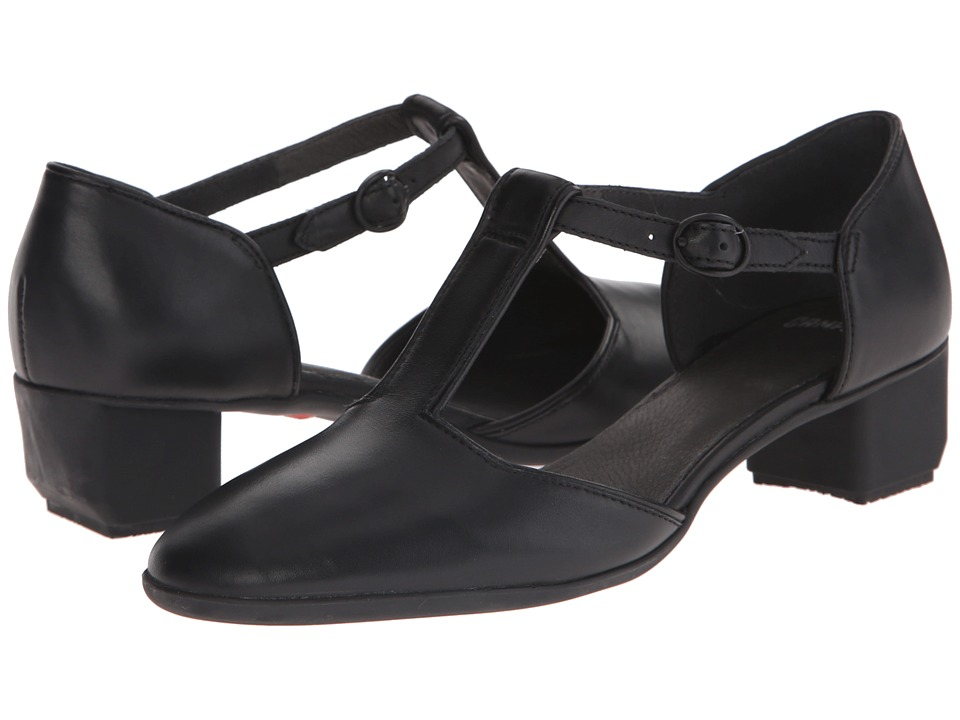 Camper - Beth - K200015 (Black) Women's Shoes