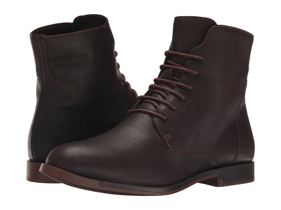 Camper - Bowie - K400022 (Dark Brown) Women