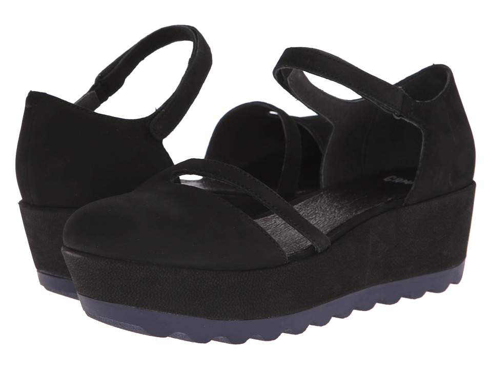 Camper - Laika - K200027 (Black) Women's Shoes