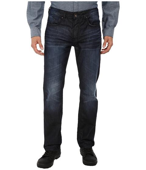 Buffalo David Bitton - Six Basic Jeans in Black (Black) Men