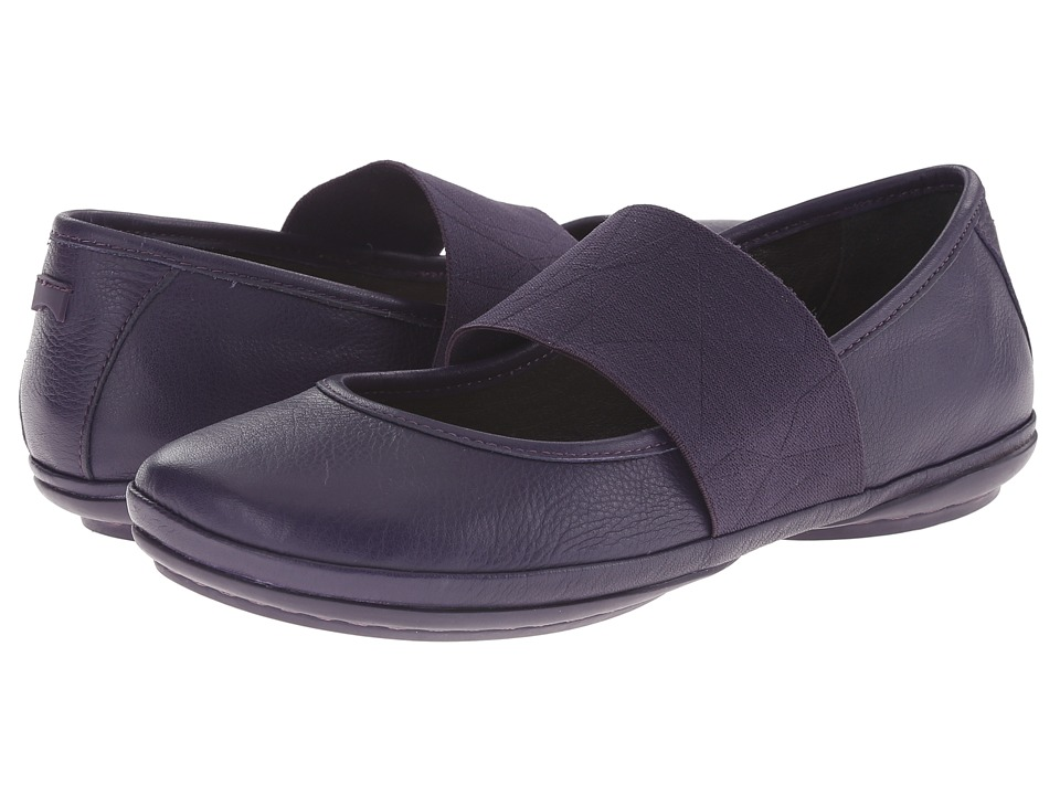 Camper - Right Nina - K200052 (Eggplant) Women's Shoes