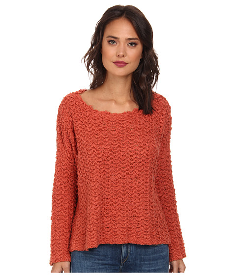 Free People - Everlasting Pullover (Cayenne) Women