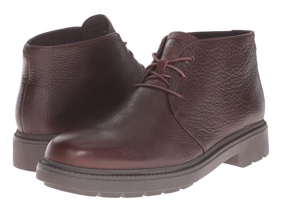 Camper - Hardwood - K300028 (Dark Brown) Men's Boots