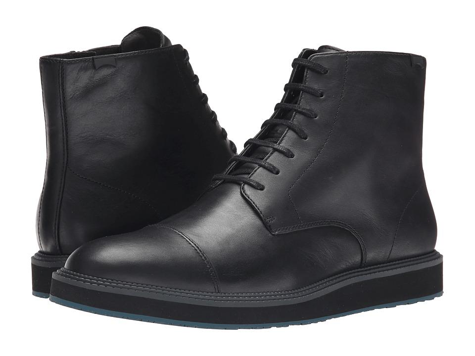 Camper - Magnus - K300033 (Black) Men's Lace-up Boots