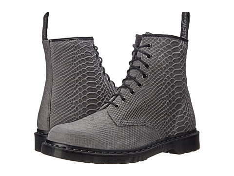 Dr. Martens - 1460 (Grey Python) Boots