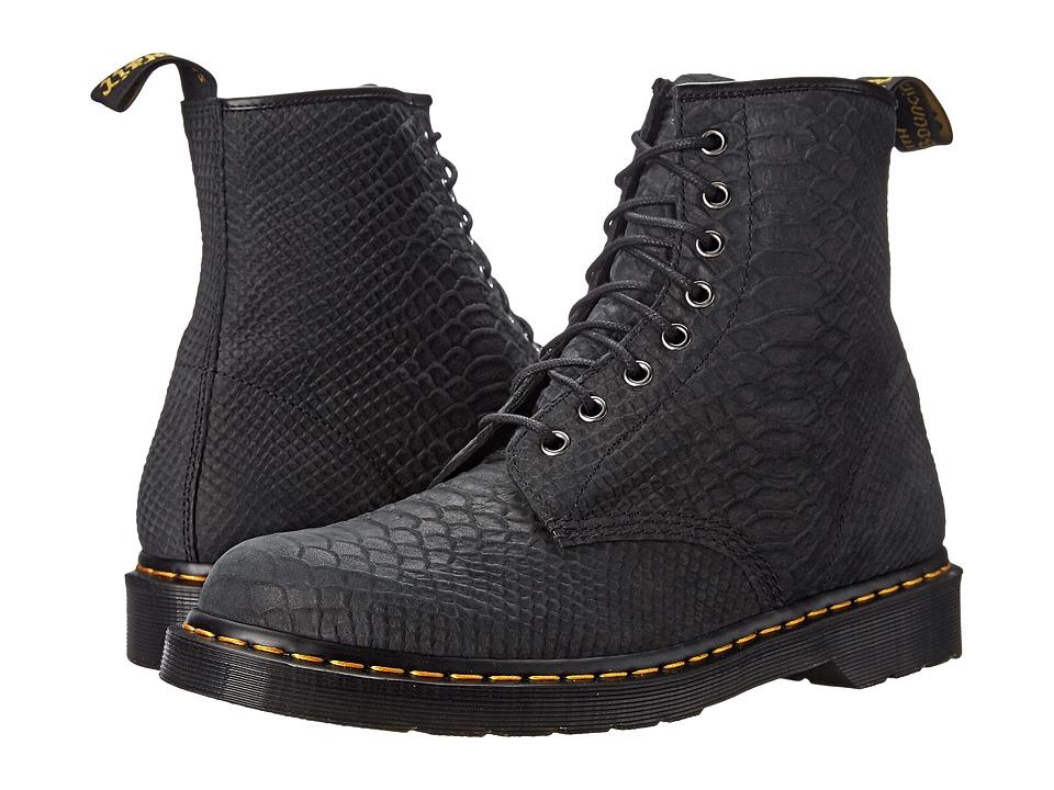 Dr. Martens - 1460 (Black Python) Boots