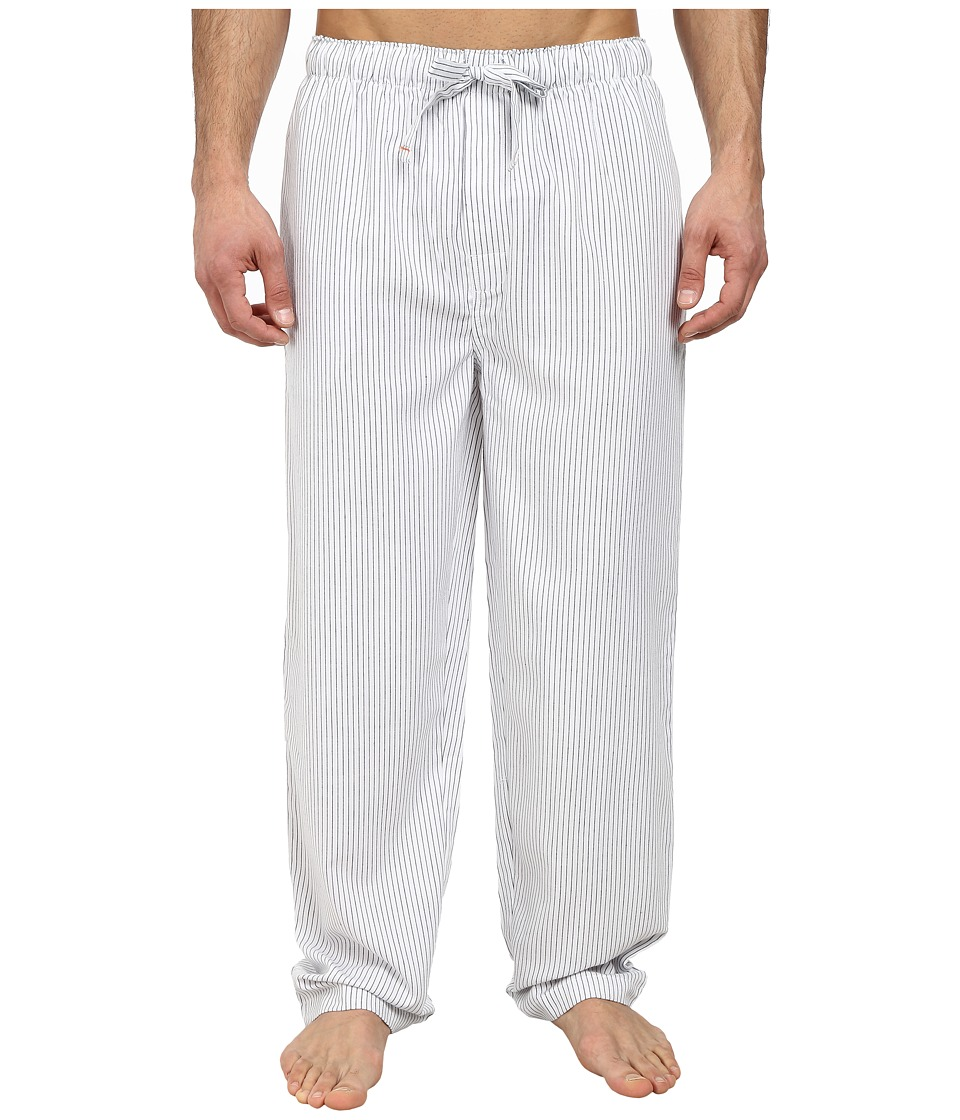 Jockey - Poly/Rayon Sleep Pants (Navy/White) Men